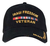 Military Caps Iraqi Freedom Veteran Baseball Cap