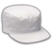 Military Fatigue Caps White Fatigue Cap