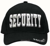 Security Insignia Baseball Caps