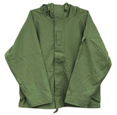 Military Parkas Olive Drab Foul Weather Parka