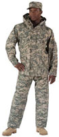 Camouflage Pants Digital Camo Military ECWCS HYVAT Trousers