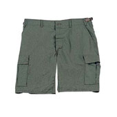 Olive Drab Shorts Military Cargo Shorts 100% Cotton