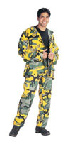 Military Fatigues (BDUs) Stinger Yellow Camo Pants 2XL