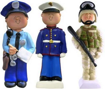 Military Christmas Ornaments US Marine Ornament: Army Navy Shop