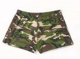 Womens Camouflage Swimwear