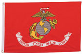 US Marine Corps Flags / Banners