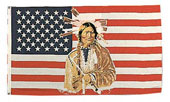 "U.S Flags United States Flags ""Native American"" Flag"