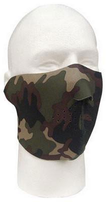 Neoprene Camouflage Face Masks Reversible Mask Army Navy Shop