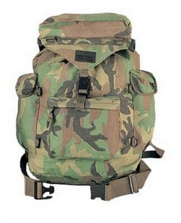 Backpacks at this army navy store