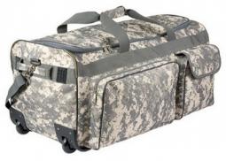 Army Digital Camo Military Expedition Bag W Wheels 70c04383b76