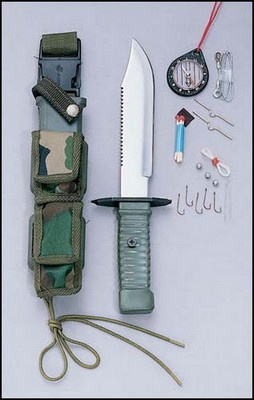 Special Forces Survival Kit Knife Survival Kits Army