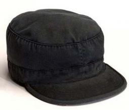 Military Caps Black Vintage Military Fatigue Cap 4d8d8480210