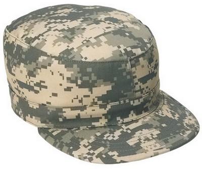 Acu Digital Camo Military Fatigue Cap Army Navy Shop