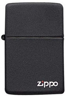 black with zippo logo zippo lighters
