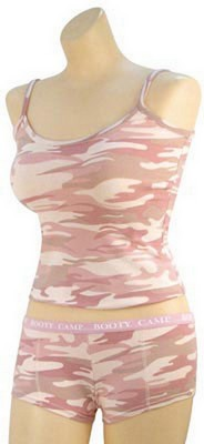 Pink Camouflage Tank Top Camo Womens Tops Army Navy Shop