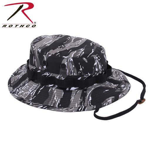 Rothco Boonie Hat Urban Tiger Camo Army Navy Shop