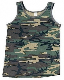 08d9769e7feb0 Camouflage Tank Tops Military Camo Tank Top