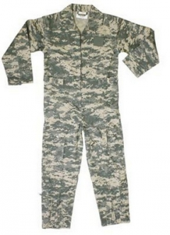 Kids Military Coveralls Childrens Flightsuits