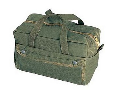 Genuine Military Tool Bags Gi Olive Drab Cordura Nylon Bag