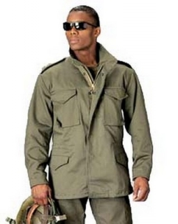 2b95b1c0d9a8b Military Clothing Field Jackets M-65 Military Jacket Army Navy Store