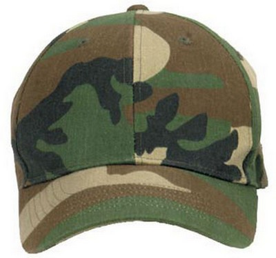 Camouflage Caps Woodland Camo Baseball Cap Army Navy Shop