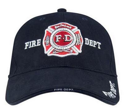 Fire Dept Caps Navy Blue Fire Dept Logo Cap Army Navy Shop