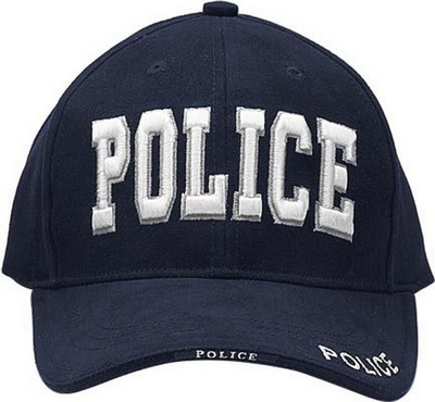 Police Hats 3d Police Logo Baseball Hat Army Navy Shop