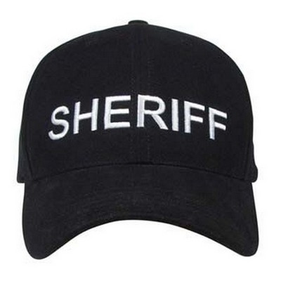 Police Caps Sheriff Logo Baseball Cap Army Navy Shop
