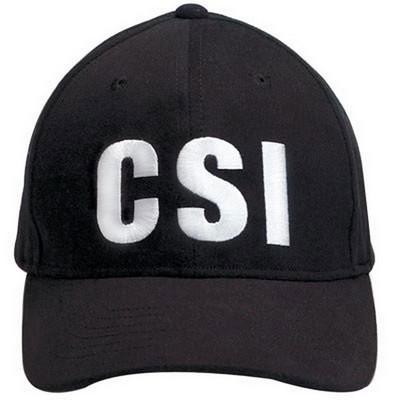 Csi Caps Law Enforcement Csi Logo Cap Army Navy Shop