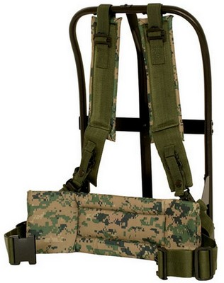 Military Gear LC-1 Alice Field Pack Frame Digital Camo: Army Navy Shop