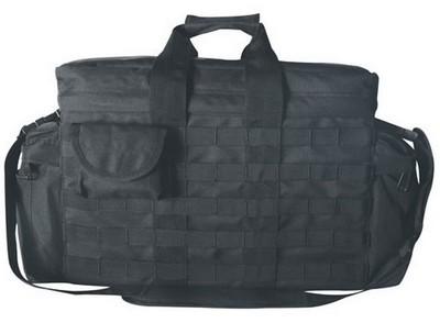 Deluxe Modular Military Gear Bag Black