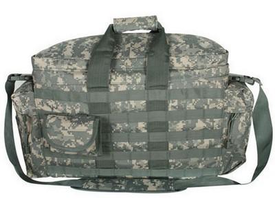 Army Digital Camo Deluxe Modular Military Gear Bag