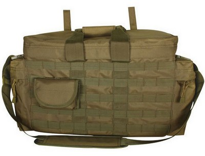 Coyote Deluxe Modular Military Gear Bag