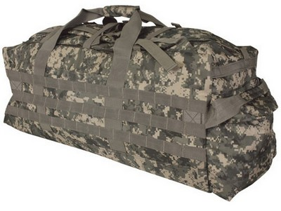 Army Digital Camouflage Jumbo Patrol Bag
