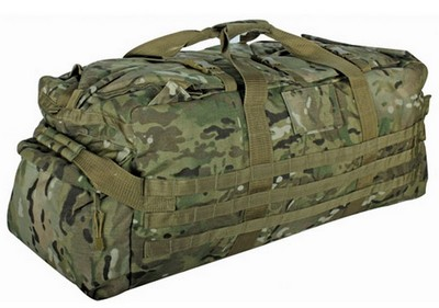 Multicam Cargo Bag Jumbo Patrol Cargo Bag