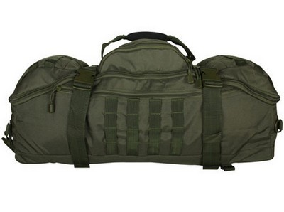 3-In-1 Recon Military Gear Bags Olive Drab