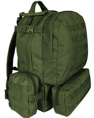 Advanced Hydro Assault Pack 2.5 Liter Olive Drab