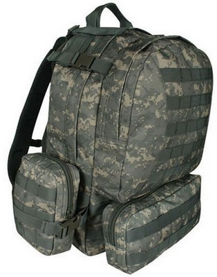 Army Digital Camo Advanced Hydro Assault Pack 2.5 Liter