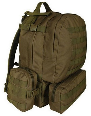 Coyote Brown Advanced Hydro Assault Pack 2.5 Liter