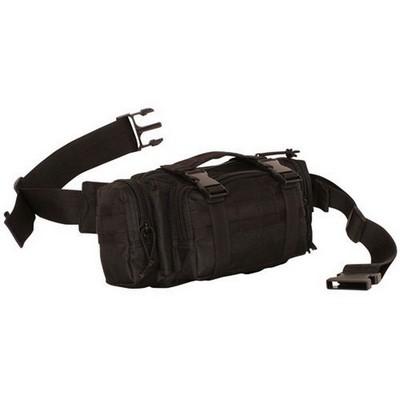Modular Deployment Waist Pack Black