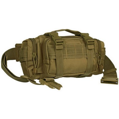 Military Modular Deployment Waistpacks Coyote