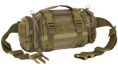 Jumbo Modular Deployment Bag Coyote Brown