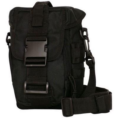 Modular Tactical Shoulder Bag Black Bag