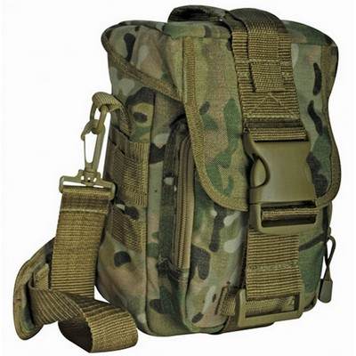 Multicam Camouflage Modular Tactical Military Shoulder Bags
