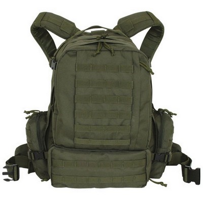 Military Combat Packs 3-Day Advanced Pack Olive Drab