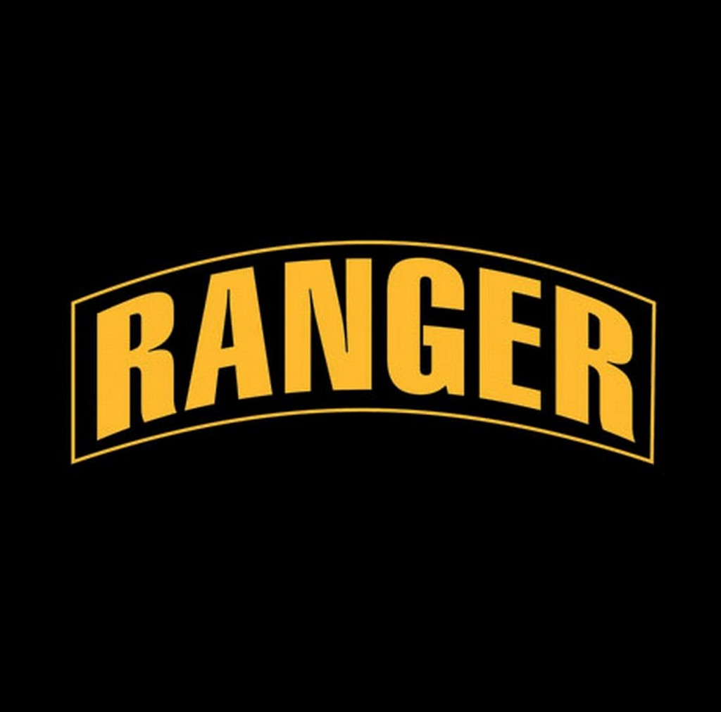 the gallery for gt army rangers logo
