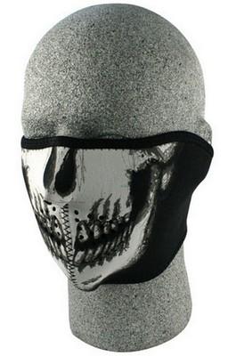 Skull Neoprene Sport Masks Half Mask Army Navy Shop