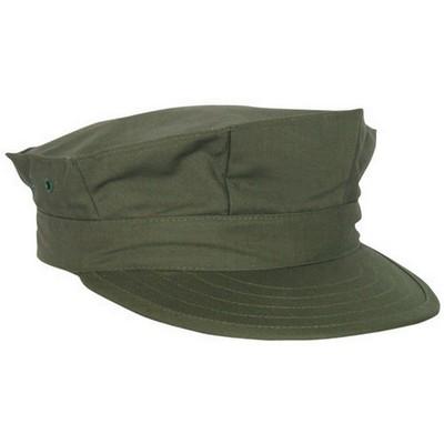c4308ff5 Marine Cap Plain Olive Drab Marine Corps Cap: Army Navy Shop