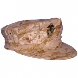d5b847d2 Digital Desert Camo Marine Cap With Emblem
