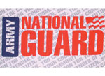 Army National Guard 3X5 Foot Flag